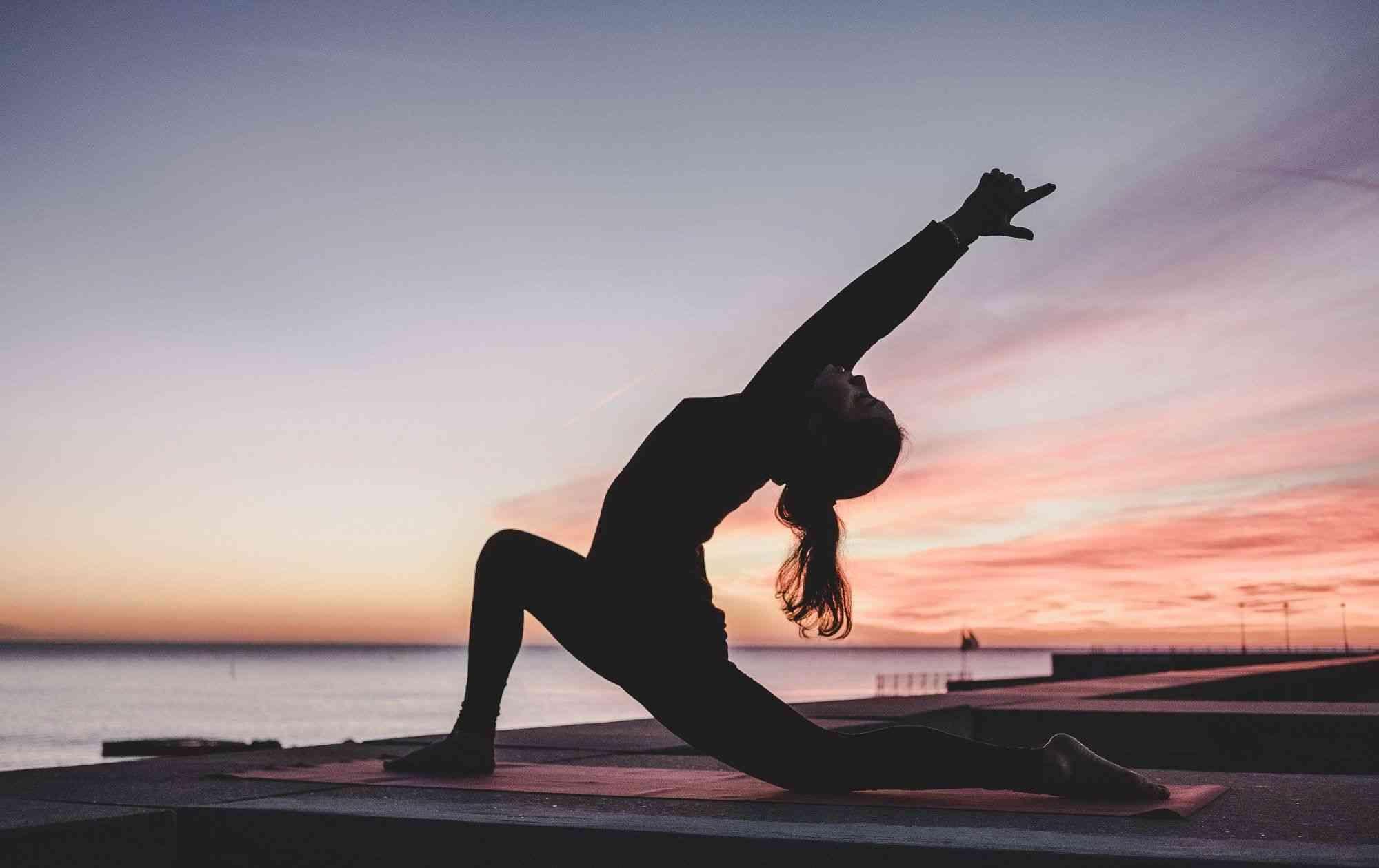 Yoga le matin